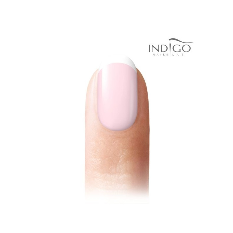 gel polish Milky pink