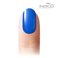 Geh polish neon blue