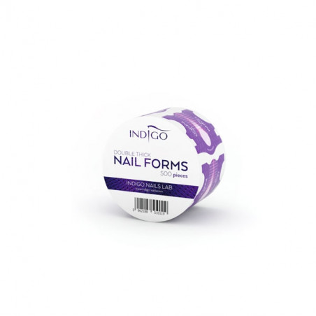 Nail Forms Indigo 500 pcs