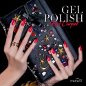 gel polish red carpet