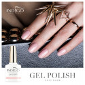 gel polish Gold Nude
