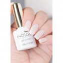 gel polish Milky white