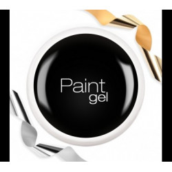 Gel Paint Black